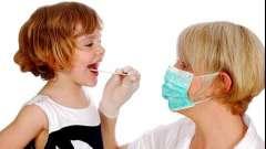 Аденоїди 1, 2 і 3 ступеня у дітей