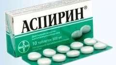 Аспірин від головного болю