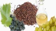 Чим корисно масла з кісточок винограду?