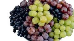 Її величність - виноградна кісточка!