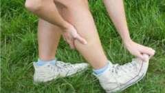 Як лікувати судоми в литках ніг