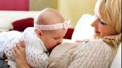 Як відучити дитину від нічного годування