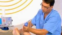 Як вилікувати п`яткову шпору за допомогою ударно-хвильової терапії