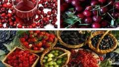 Які ягоди можна застосовувати для лікування захворювань?