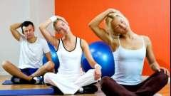 Лікування остеохондрозу шийного відділу хребта за допомогою лікувальної гімнастики