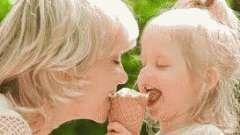На ярмарку здоров`я в «сибіру» пригостили лікувальним морозивом