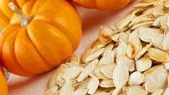 Чому необхідно їсти два грами насіння гарбуза кожен день?