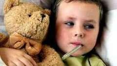 Чому з`являються судоми у дитини при температурі