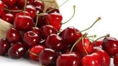 Корисні властивості листя вишні