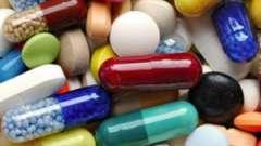 Препарати від здуття живота